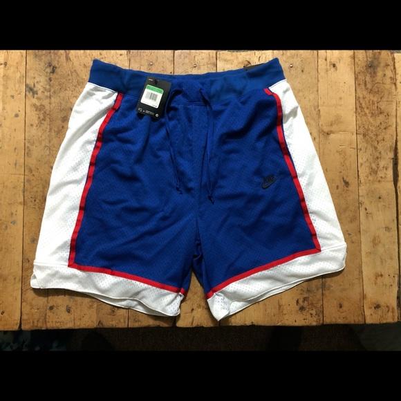Nike Sportswear Statement Mesh Shorts USA